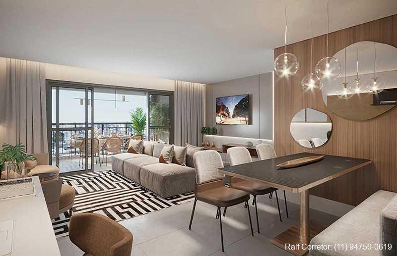 Gran Maia Piazza Giardino – Apartamento em Guarulhos