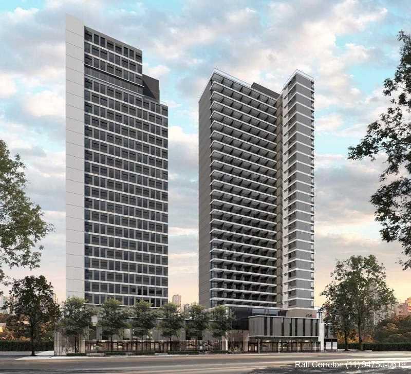 Apartamento On Jurupis Studio Moema – Zona Sul de São Paulo