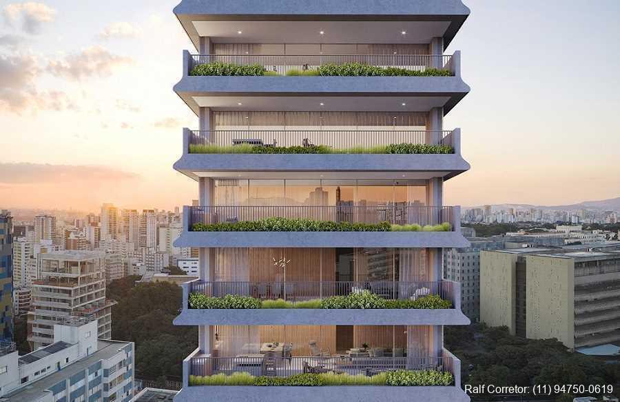 Apartamentos Solo Jardins – bairro Jardins, São Paulo